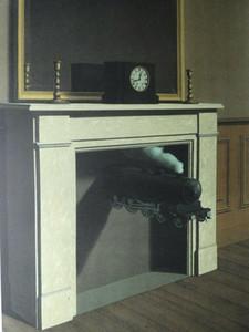 Rene Magritte Decoración del hogar pintado a mano HD Pintura al óleo sobre la pared del lienzo Pictures de la lona de la pared 210110