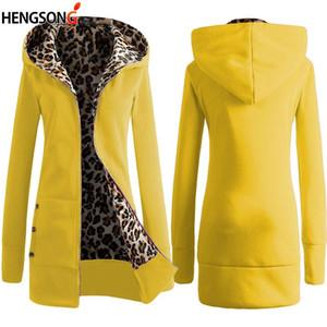 Winter Warm Parka Women Jacket Women Coats Hooded Pockets Coats Female Parka Thick Leisure Female Zipper