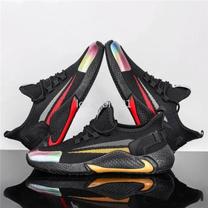2020 new and popular summer all-match sports running shoes youth trend flying mesh fashion breathable casual shoes