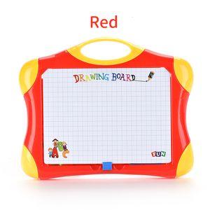 قابل للمسح المغناطيسي رسم لوحة للأطفال ملونة خربش رسم لوحة اللعب هدايا للSouptoys قرص طفل الكتابة انطباعات الوسادة