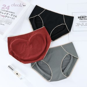 2020 Design Women Briefs Underwears Sexy Soft Hot Sale 100% Cotton High Quality Lingeries Lace Girls Lady Underpants Knickers Panties