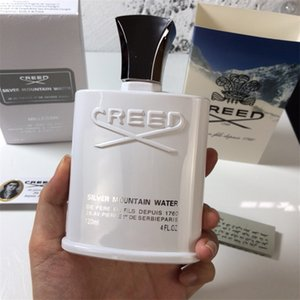 Hot Top Quality Creed Silver Mountain water Perfume for Men With Long Lasting High Fragrance Good Quality 120ml