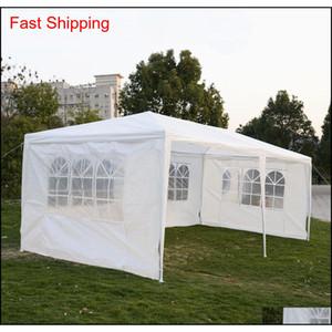 في الهواء الطلق 10'x20'canopy حزب خيمة الزفاف شرفة جناح تلبية Qylqlg bde_luck