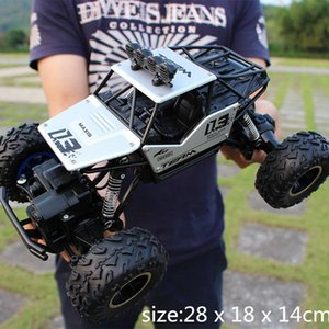 112 4wd Rc Car Updated Version 2.4g Radio Control Rc Car Toys Buggy 2020 High Speed Trucks Off Road Trucks Toys For Children jllmuA