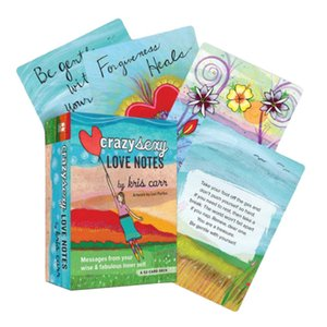 IN STOCK Crazy Sexy Love Notes: A 52-Card Deck Cards remind you to Be gentle with yourself you are precious