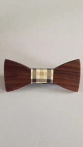 Original Wooden ties child bow tie factory wholesale Free shipping