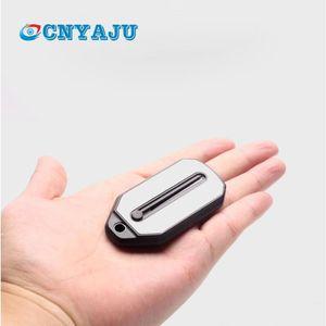 CNYAJU Mini Keychain Reading Glasses Women Nose Clip On Thin Foldable Folding Diopter Glasses Men 1 1.5 2 Optics Eyeglasses Male