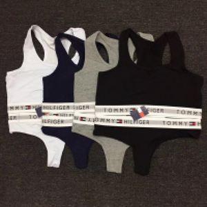 Женщины Brief Sexy Хлопок бюстгальтеры девушки танга подарок для Леди Люкс Трусы Классический Женщины G струнной стринги Комплект женского нижнего белья T-обратно FT17