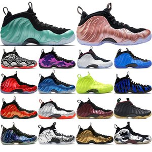 NEW Alternate Galaxy 1.0 2.0 Olympic Penny Hardaway Black Gum White-Out Mens Basketball Shoes foams one men sports sneakers women 7-11