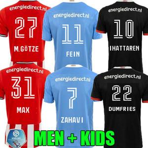 Eindhoven 20 21 трикотажные изделия футбола 2020 2021 Malen Камиза де Futebol IHATTAREN Дамфрисе FEIN Zahavi M.GOTZE FEIN MAX футбольные рубашки дети PSV