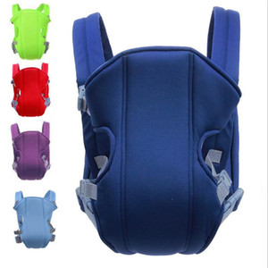 Factory wholesale double shoulder baby backpack baby carrier for newbron sling portable maternal and child supplies front hug backpack