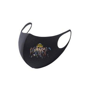 Máscara DHL navio! Ciclismo face Fortress Noite Máscaras Esporte treinamento ao ar livre PM2.5Pollution Defesa Correndo Fortress Noite Máscara ativado Carbo # 963