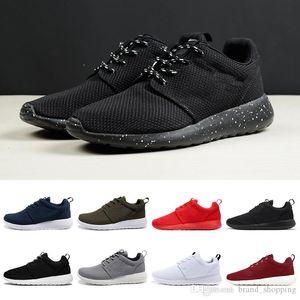 Marjun 3 .0 Londra 1 .0 Erkekler Kadınlar Koşu Ayakkabılarını Koştu Siyah Düşük Hafif Nefes Alabilir Londra Olimpiyat Spor Sneakers
