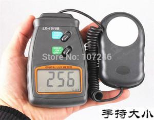 Wholesale-6PCS LCD Display 3 Ranges 50,000 Lux Meter Digital Light Meter Lux Meter Tester Luxmeter Luminometer Photometer illuminomete Pwjx#