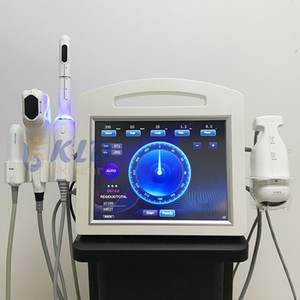 2021 Newest 4D Hifu Vmax Hifu Vaginal Tightening Liposonix Fat Loss Skin Tightening Eye Neck Face Lifting Hifu Machine 12 Lines 20000 Shot