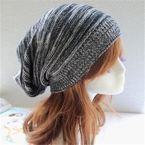 Beret Braided Hats Baggy Beanie Crochet Warm Winter Hat Ski Cap Wool Knitted Caps Fashion Women Lady Hats DHL Shipping