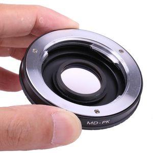 Bague Adaptateur objectif pour Minolta MD Lens pour PENTAX Mount Adapter Infinity Mise au point