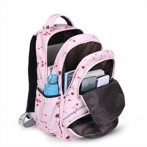 High Quality Large schoolbag cute Student School Backpack Printed Waterproof primary school book bags for teenage girls kids New