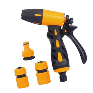1 Set of 4 Pieces High Pressure Garden Watering Wash Nozzle Sprayer