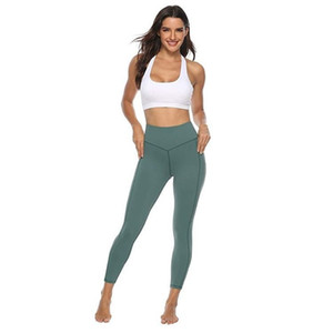 Leggings Women Yoga Outfits Ladies Sports Full Legging Ladies Pants Exercise Fitness Wear Girls Running Leggings