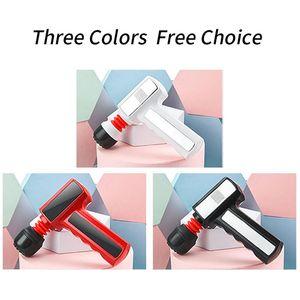 2021 Мода Mini Fassia Gun Electric MusceCe Massage Gun USB Зарядка Высокочастотная Вибрация Два Шестерня Глубокая Мышца Фасциальный Массажер Тела