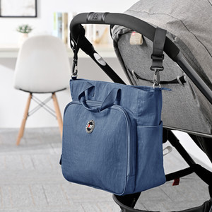 Shoulder Baby Diaper Bag Stroller Organizer Handbag Nappy Bag For Newborn Hobos Maternity Baby Bag