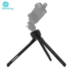 BGNing alluminio reflex supporto della staffa Desktop treppiede Monte selfie Stick per le macchine fotografiche Sport Accessori Supporto