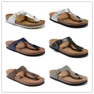 High Quality Brand Designer Men Summer Rubber Sandals Beach Slide Fashion Scuffs Slippers Indoor Shoes Size EUR 34-46