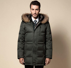 Fill Lightweight Puffer Jacket For The Winter Men'S North Coat Custom Face Stand Collar Outdoor Ultralight Down Jackets49IA