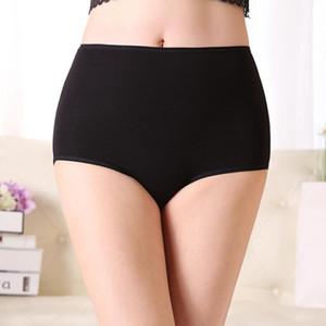 Plus Size 6XL Women Panties Underwear Physiological Menstrual Cotton Breathable Period Leak Proof High Waist Warm Female Briefs