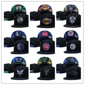 Newest Top Quality bone gorras Snapback basketball Snapbacks Sports caps Automobile Trucker Men Hats casquette baseball Adjustable Golf Cap