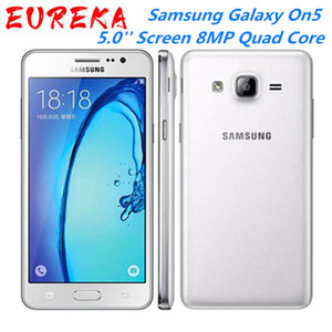 Samsung Galaxy On5 G5500 4G LTE Android Mobile Phone Dual SIM 5.0'' Screen 8MP Quad Core Good selling