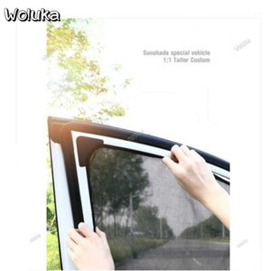 Auto window shading curtain magnetic absorption non-automatic car sun protection shield side window screen CD50 Q061