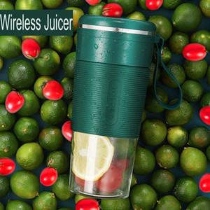 Portable Blender USB Charge Ice Crush Smoothie Blending Cup Juice Maker Juicer