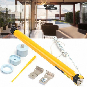 1set DIY 25mm 24V DC 7.2W 30RPM Electric Roller Blind Shade Tubular Motor Kit mcI3#