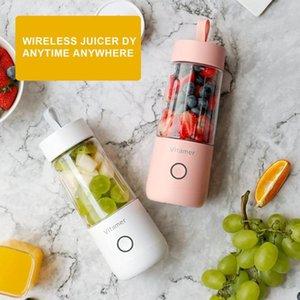 Витамин Сок Кубок витамер Портативный Соковыжималка молодежи Зарядка Juice Cup Electric Professional Мода Blender Bottle