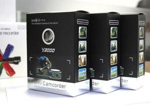 جديد Y2000 إخفاء صريح HD أصغر كاميرا صغيرة كاميرات التصوير الرقمي فيديو أغنية مسجل DVR DV كاميرا فيديو كاميرا محمولة الويب مايكرو