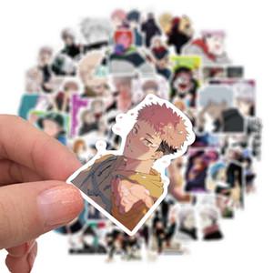 Anime Jujutsu 10 / 50pcs Kaisen Stickers S