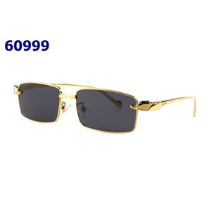 Brand Designer Sunglass Luxury Sunglasses Fashion Summer for Women Full Frame Glass Uv400 with Box and C2930 High Quality