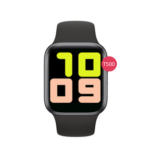 2020 New Arrivals Smart Watch T500 Waterproof SmaBT Call Heart Rate Blood Pressure Wrist Smartwatch For Samsung For iPhone Huawei Xiaomi IOS