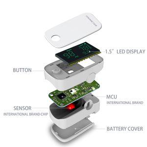 Pulse Oximetro Sleep Apnea monitor Sensore di ossigeno del sonno Sensore di ossigeno e Pulse Rate Monitor Ossimetro