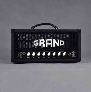 Custom Slo15 HIGH GAIN Two Channel Head with Tube Effects Loop All Tube Guitar Amplifier, 15W in white kinds tolexs Musical Instrument