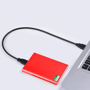 1TB External Hard Drive Disk USB3.0 HDD750G 500G 320G 250G 160G 120G 80G Storage for PC, Mac,Tablet, Xbox, PS4,TV box 4 Color