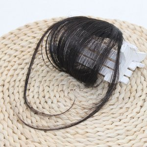 New Fashion Hair Extension Bangs Air Lady Bangs Lifelike Invisible Hair Piece Hot Sale Women Bangs