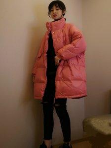 Zvaqs solto estilo coreano inverno jaquetas 2020 mulheres gooosy jaqueta feminina casacos ropa mujer zjt45