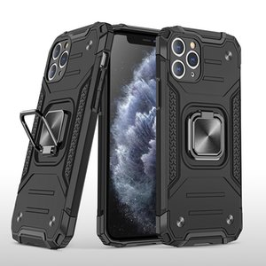 For Galaxy S20 Armor Case,Tpu Pc Shockproof Ring Armor Phone Case Cover For Samsung Galaxy S20 Plus Fundas Para Telefono