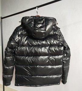 Mens Veste Parka Hommes Femmes Casual Casual Down Jacket Manteaux Mens Hommes Streetwear Winter Veste Homme Unisexe Manteau Heurt