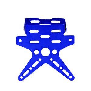 Moto Electric Vehicle Modification Accessories targa telaio regolabile attivo Row Telaio rondine-tipo targa di immatricolazione.