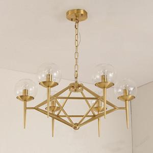 Hot sale Modern Lustre Led Crystal Chandelier Lighting Ceiling Light Lamparas De Techo Hanglamp Suspension Luminaire Lampen Free freight