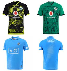 الأيرلندية Irfu NRL Munster City Rugby League Leinster Alternate Jersey 20 21 Ulster Irishman Shirt